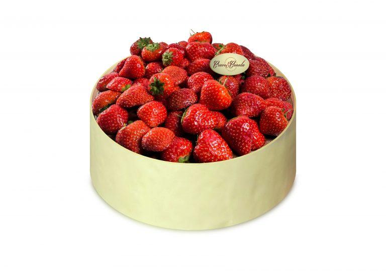 White Chocolate Cake 3